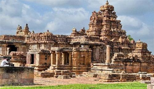 Pattadakal Near Bijapur