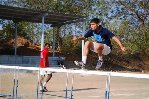 sports facilities in schools of Bijapur
