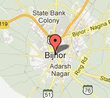 Distance Bijnor to Mumbai
