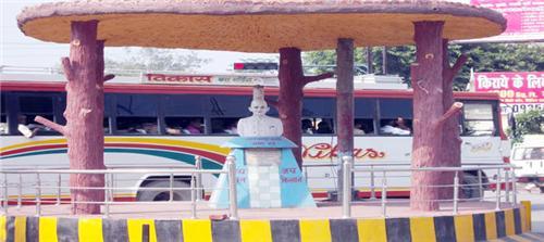 Marathas in Bijnor