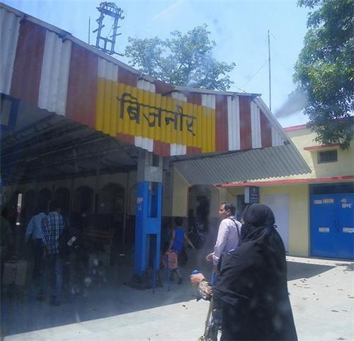 Rail Transport in Bijnor