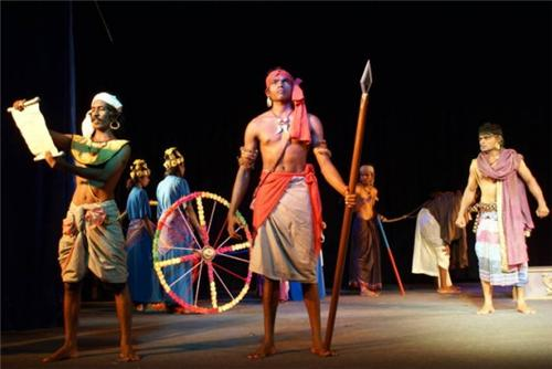 Folk Plays of Bilaspur