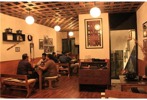 Eating outlets in Bokaro