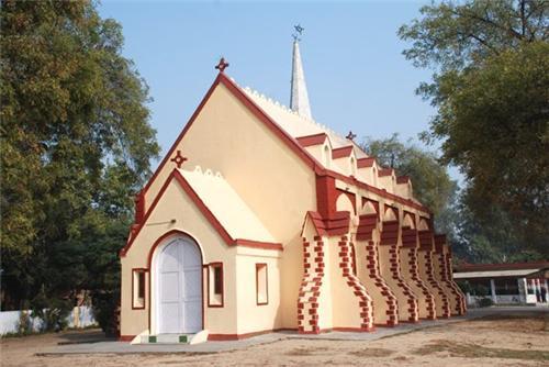 Churches in Bulandshahr