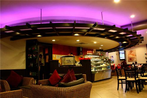 Cafe in Chennai