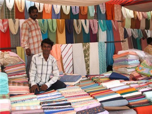 Chennai Cotton Street