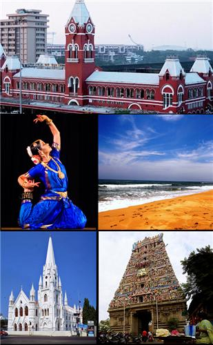 Travel and Tourism in Chennai