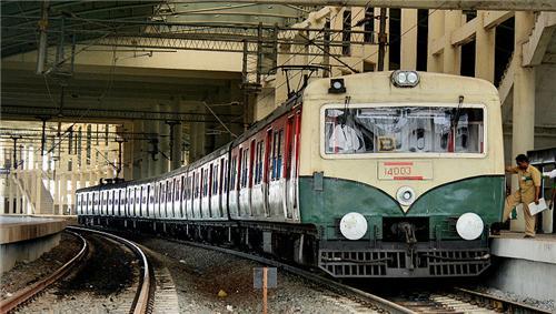 Trains from Chennai