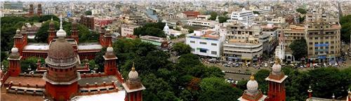 The George Town located in Chennai