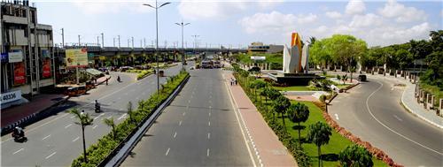Rajiv Gandhi Salai in Chennai