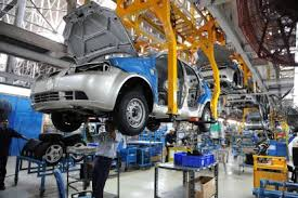 A leading automobile manufacturing plant in Chennai