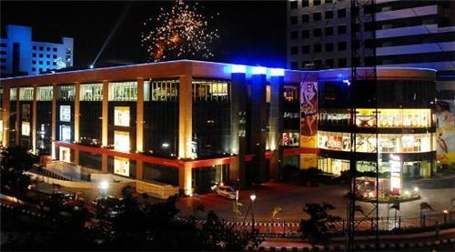 Express Avenue Mall in Chennai