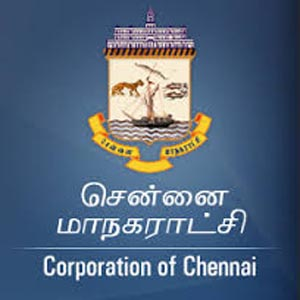 The Chennai Municipal Corporation in Chennai