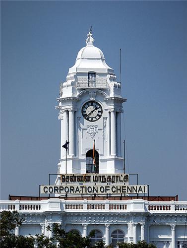 Functions of the Chennai Municipal Corporation