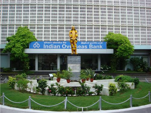 Indian Overseas Bank Branches in Chennai