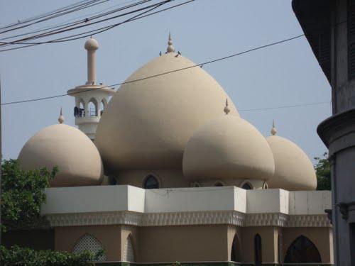 famous masjid in Chennai