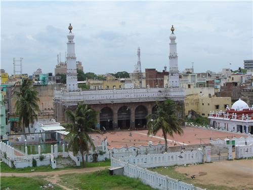 Famous Dargahs in Chennai