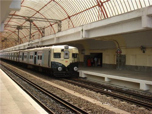 Local Suburban Trains in Chennai