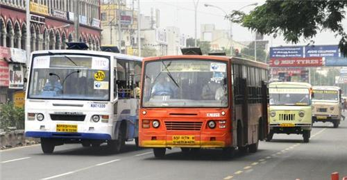 Public Transport in Chennai