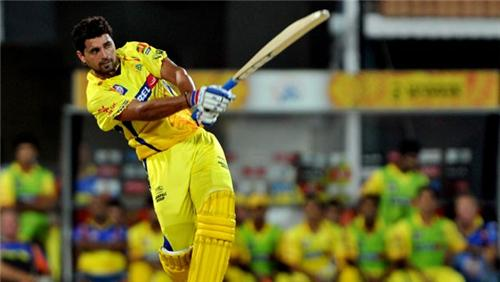 Chennai Cricket Players
