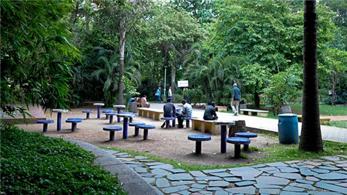 Nageswara Park in Chennai