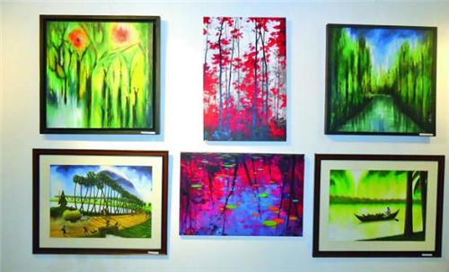 Painting and Art Exhibition in Chennai