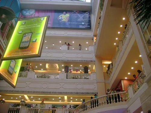 Evening Shopping in Chennai