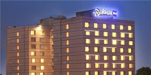 Radisson Blu Hotel in Chennai