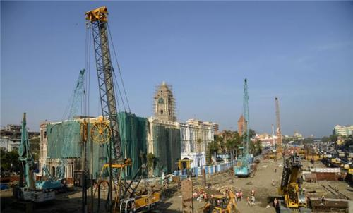 Renovation and Maintainence at the Ripon Building in Chennai