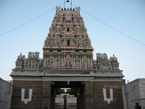 Sri Parasarathy Temple in Chennai