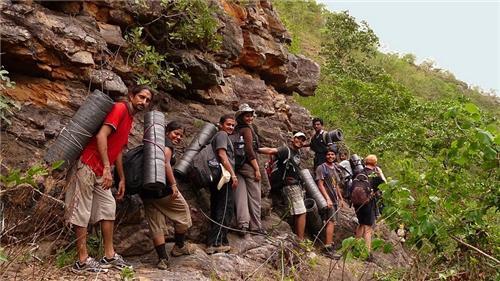 Trekking in Chennai