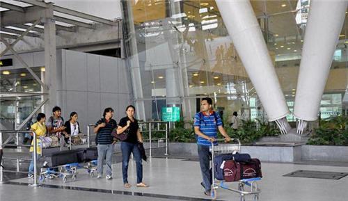 Chennai Airport Terminal