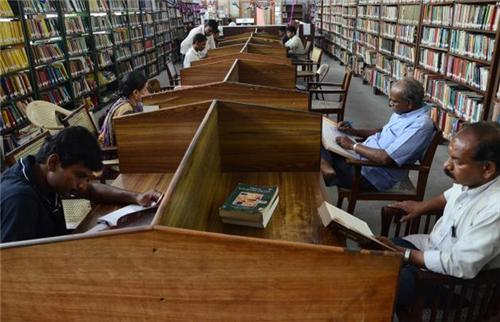 Libraries in Coimbatore