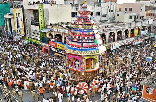 Fair in Coimbatore