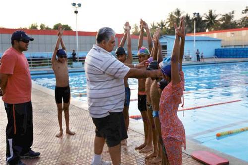 Swimming Pools in Coimbatore