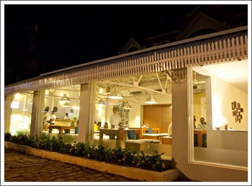 Best restaurants in Coimbatore