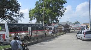 Thudiyalur Bus Stand