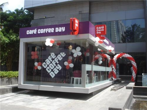 Coffee Shops in Coimbatore