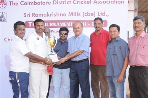 Cricket in Coimbatore
