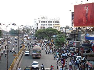 Localities in Coimbatore