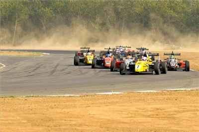 Motor racing coimbatore