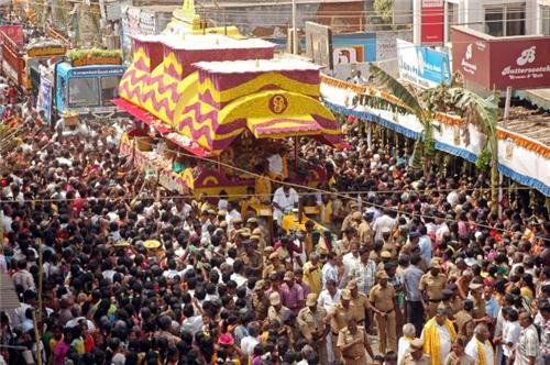 Festival in Coimbatore
