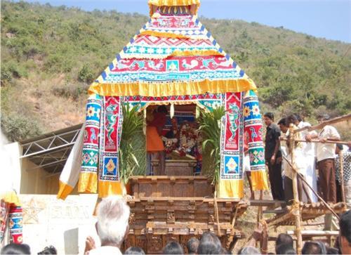 Marudamalai murugan Temple