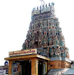 Balaji Temple in Valaparai