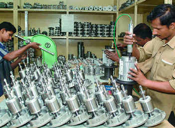Pump industry in Coimbatore