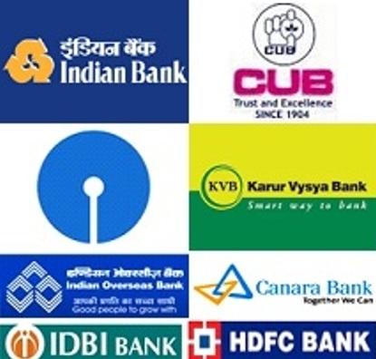 Cuddalore Banks