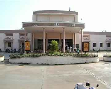 Administration in Kadapa