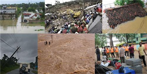 Disaster Management in Cuttack