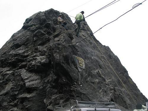 Rock Climbing in Darjeeling