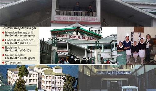 Darjeeling District Hospital And Its many Faces